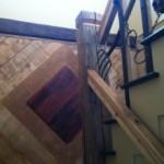 wood wall treatment